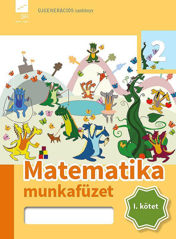 FI-503010203/1 Matematika munkafüzet 2/1. Újgenerációs