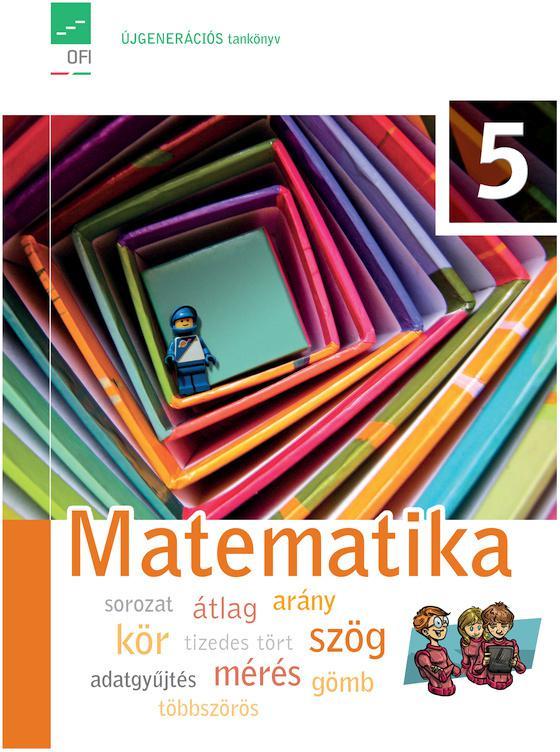 FI-503010501/1 Matematika tankönyv 5. - Újgenerációs tankönyv