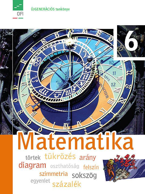 FI-503010601/1 Matematika 6. Újgenerációs