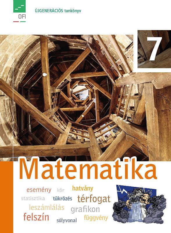 FI-503010701/1 Matematika tankönyv 7. Újgenerációs