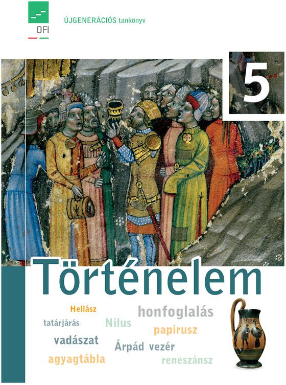 FI-504010501/1 Történelem 5. tankönyv Újgenerációs