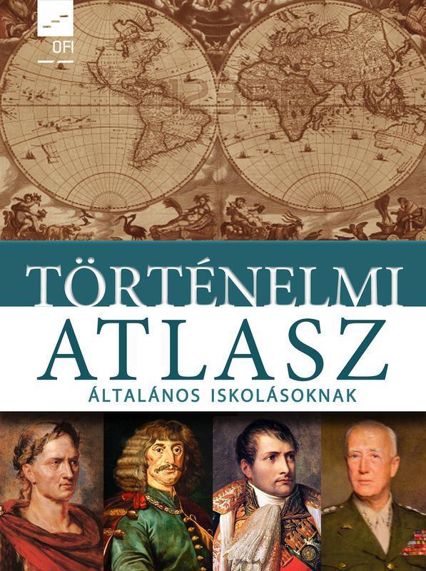 FI-504010503/1  Történelmi atlasz általános iskolásoknak - Kísérleti tankönyv