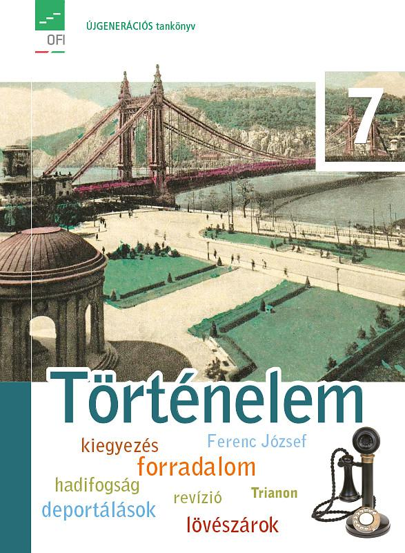 FI-504010701/1 Történelem tankönyv 7. Újgenerációs