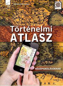 FI-504010903/2 Történelmi atlasz középiskolásoknak Újgenerációs