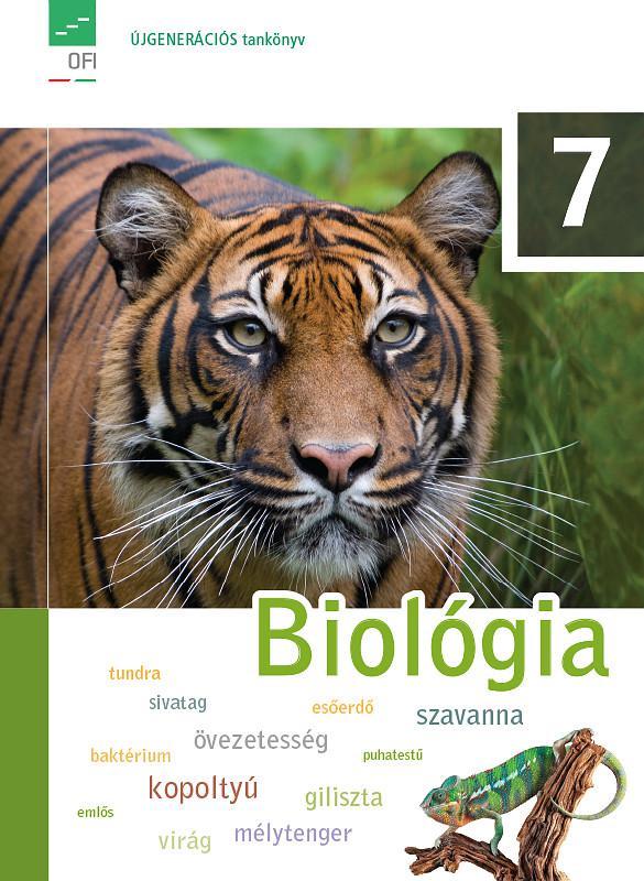 FI-505030701/1 Biológia – egészségtan tankönyv 7. Újgenerációs