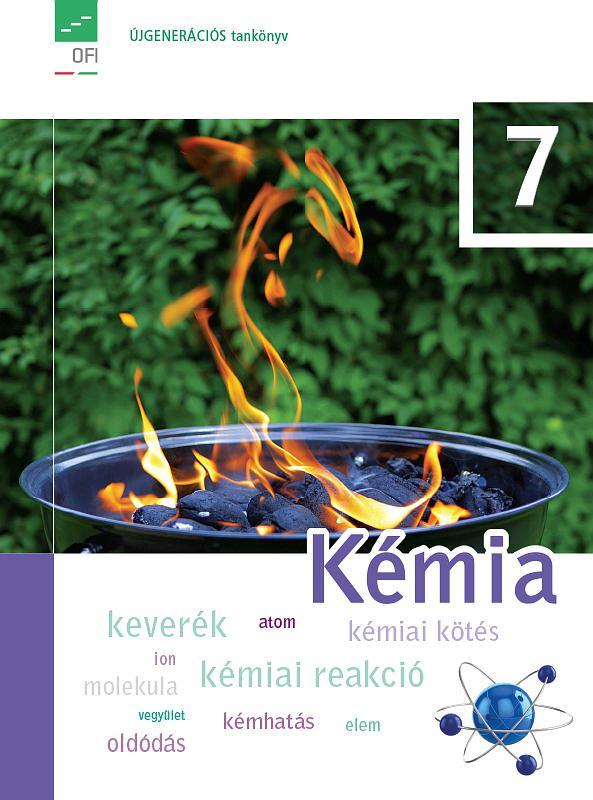 FI-505050701/1 Kémia tankönyv 7. Újgenerációs