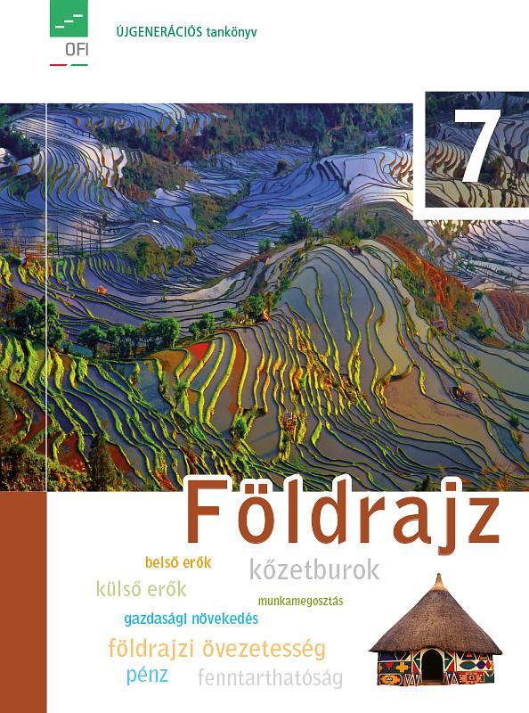 FI-506010701/1 Földrajz tankönyv 7. Újgenerációs