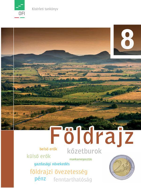 FI-506010801/1 Földrajz tankönyv 8. - Újgenerációs tankönyv