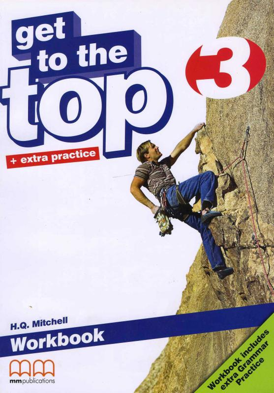 Get to the Top + extra practice 3 Workbook (incl. CD-ROM) - EK-GetToTheTop3WB_UJ