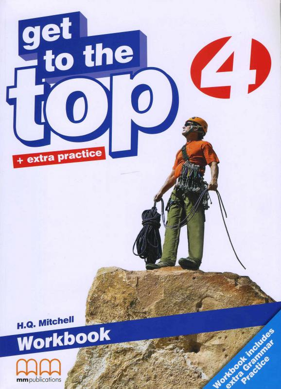 Get to the Top + extra practice 4 Workbook (incl. CD-ROM) - EK-GetToTheTop4WB_UJ