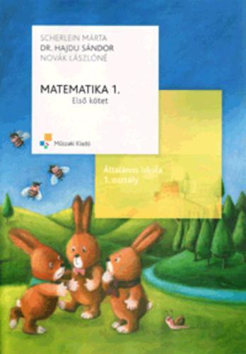 MK-4170-8-K Matematika 1. Első kötet és Matematika 1. gyakorló Első kötet