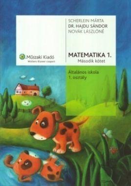 MK-4171-6-K Matematika 1. Második kötet és Matematika 1. gyakorló Második kötet