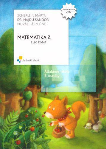 MK-4302-2-K Matematika 2. Első kötet és Matematika 2. Gyakorló Első kötet