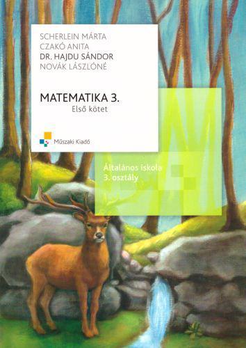 MK-4310-7 Matematika 3. Tankönyv, első kötet - Matematika 3. Gyakorló, első kötet
