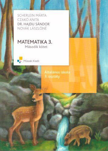 MK-4311-4 Matematika 3. Tankönyv, második kötet - Matematika 3. Gyakorló, második kötet