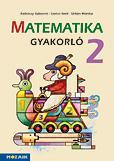 MS-1664U Matematika gyakorló 2. osztály