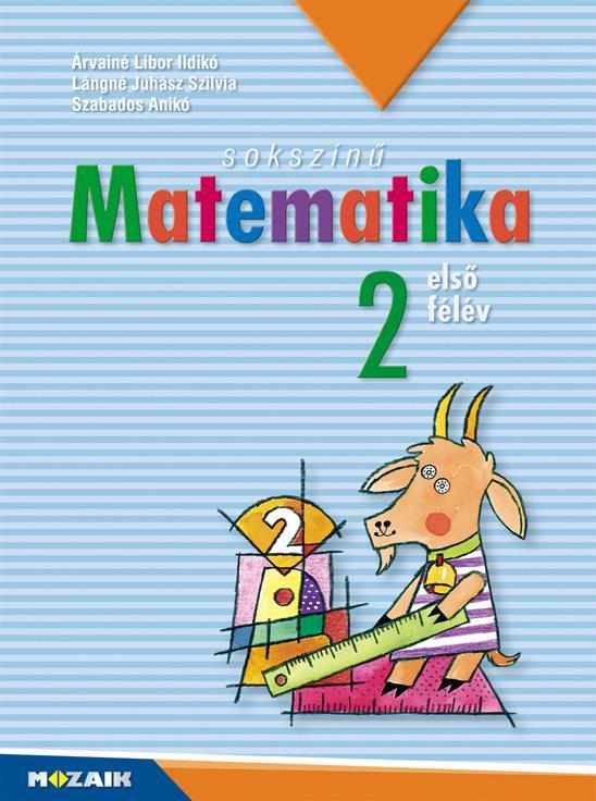 MS-1721U Sokszínű matematika 2. - I. félév