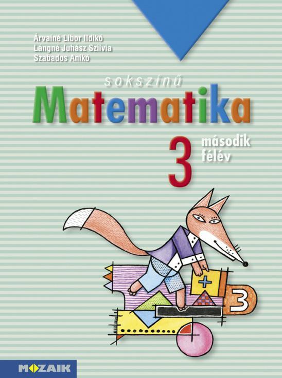 MS-1732 Sokszínű matematika 3. - II. félév
