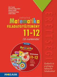 MS-2326 Sokszínű matematika 11-12. feladatgyűjtemény + CD