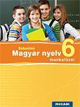 MS-2365U Sokszínű magyar nyelv 6. munkafüzet