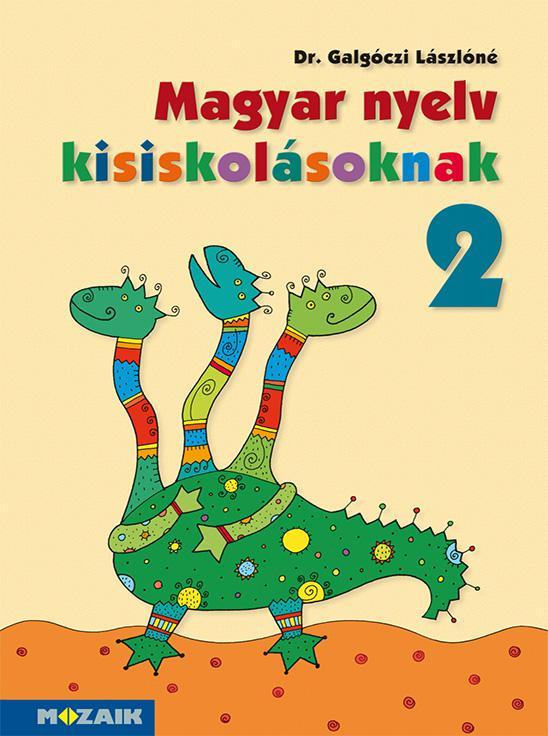 MS-2601U Magyar nyelv kisiskolásoknak 2.