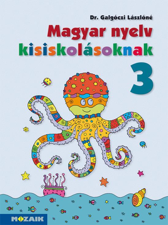 MS-2602 Magyar nyelv kisiskolásoknak 3.