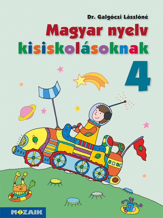 MS-2603 Magyar nyelv kisiskolásoknak 4.