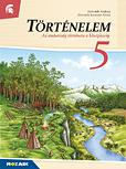 MS-2655U Történelem 5. tankönyv - Az emberiség története a középkorig