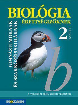 MS-3156 Biológia érettségizőknek 2. kötet