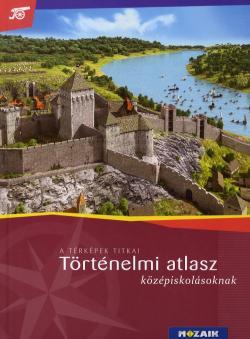 MS-4116U Történelmi atlasz középiskolásoknak