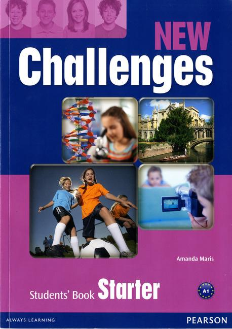 New Challenges Starter Students' Book LM-8354