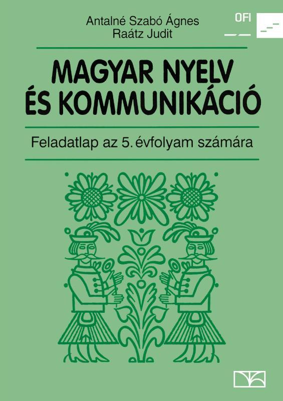 NT-00531/F/NAT Magyar nyelv és kommunikáció 5. feladatlap