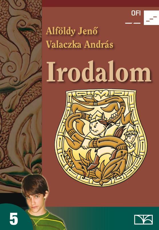 NT-11516/T Irodalom olvasókönyv 5.