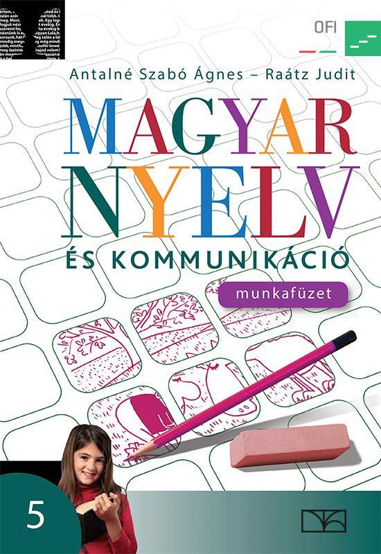 NT-11531/M Magyar nyelv és kommunikáció 5. munkafüzet