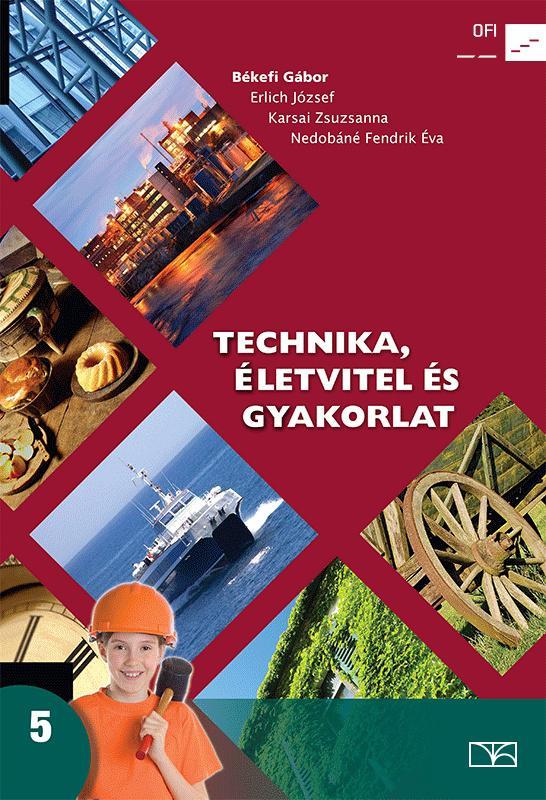 NT-11548/T Technika, életvitel és gyakorlat 5. - tartós