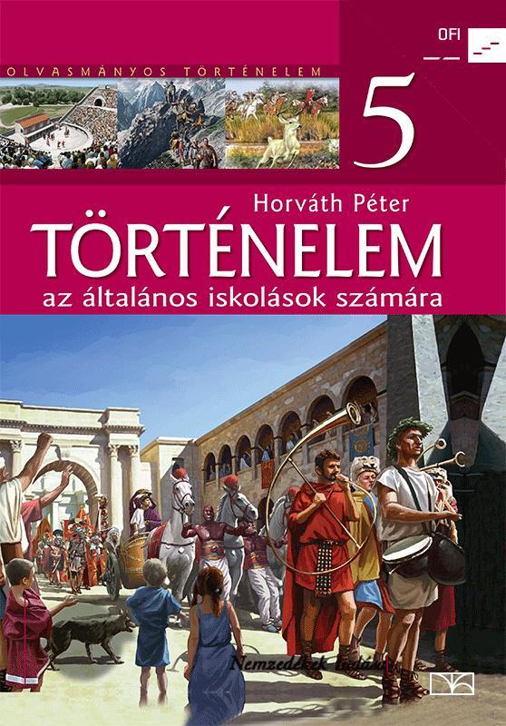 NT-11575/T Történelem 5. tankönyv