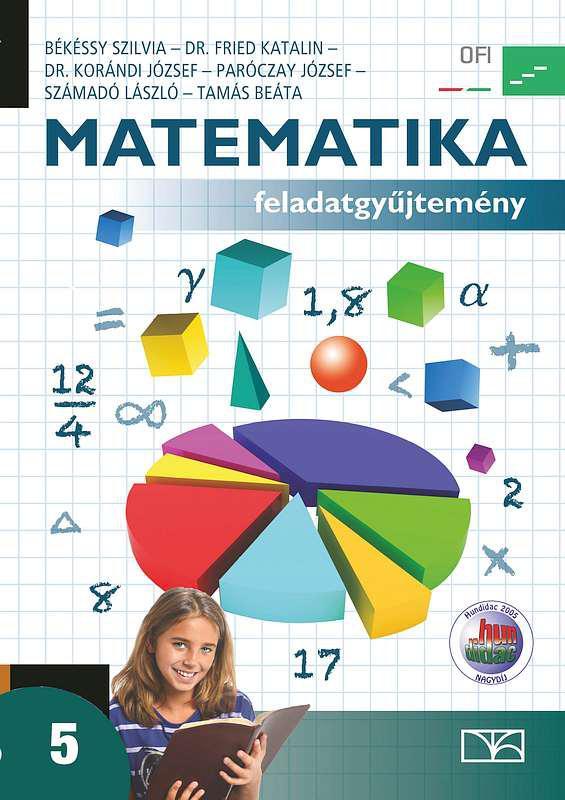 NT-11580/FGY Matematika feladatgyűjtemény 5.