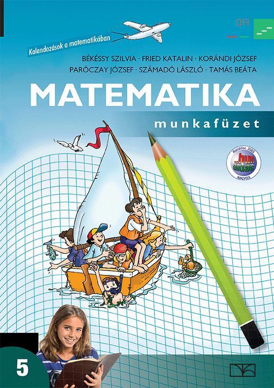 NT-11580/M Matematika 5. munkafüzet