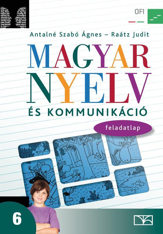 NT-11631/F Magyar nyelv és kommunikáció 6. feladatlap