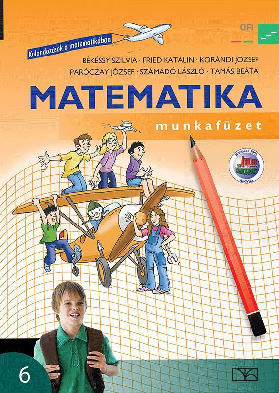 NT-11680/M Matematika 6. munkafüzet