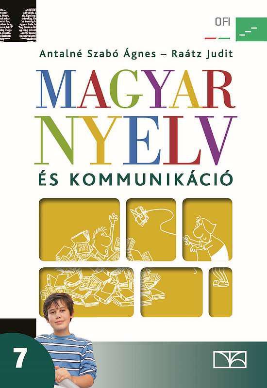 NT-11731/1 Magyar nyelv és kommunikáció. Tankönyv a 7. évfolyam számára