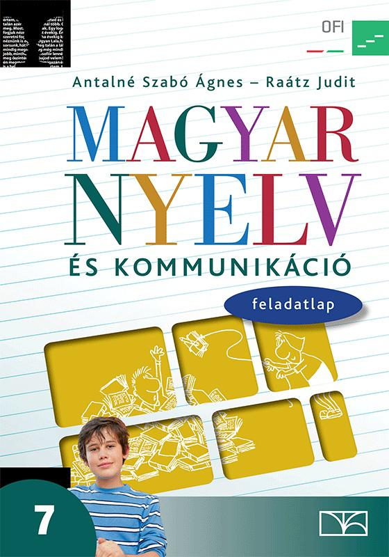 NT-11731/F Magyar nyelv és kommunikáció. Feladatlap a 7. évfolyam számára