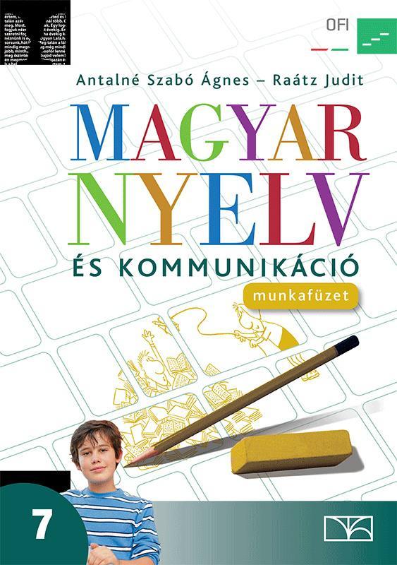NT-11731/M Magyar nyelv és kommunikáció.  Munkafüzet a 7. évfolyam számára
