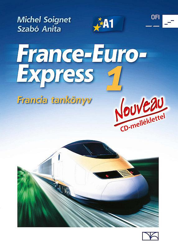NT-13198/NAT France-Euro-Express 1. tankönyv