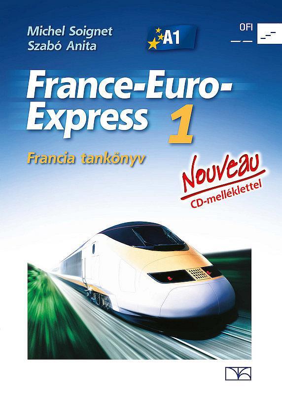 NT-13198/NAT France-Euro-Express 1. tankönyv