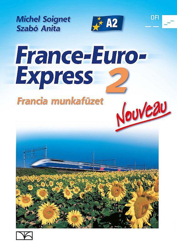 NT-13298/M/NAT France-Euro-Express 2. francia munkafüzet