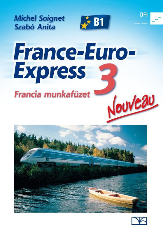 NT-13398/M/NAT France-Euro-Express 3. francia munkafüzet