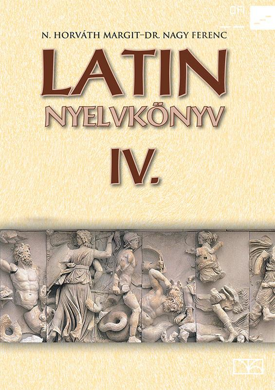 NT-13419/NAT Latin nyelvkönyv IV.