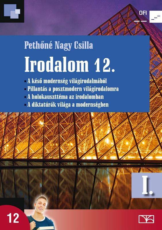 NT-16420/I Irodalom 12. - I. kötet