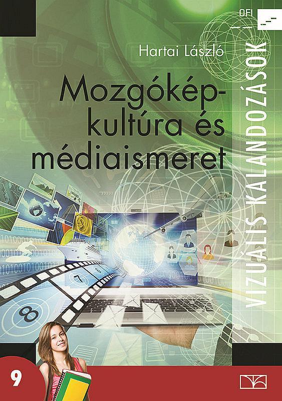 NT-17171 Mozgóképkultúra és médiaismeret 9. - Vizuális kalandozások